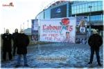 Parents Against Paedophiles (P.A.P) Outside Wembley Stadium 2012 (B)