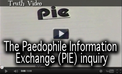 The Paedophile Information Exchange (PIE) inquiry