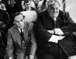 Cyril Smith with fellow homosexual jeremy Thorpe