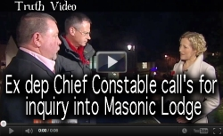 Ex dep Chief Constable call's for inquiry into Masonic Lodge
