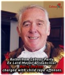 Labour Party Mayor Barry Dodson