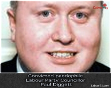 Labour Councillor Paul Diggett