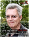 Labour party Councillor Simon Carter