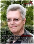 Labour party Councillor Simon Carter
