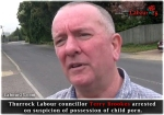 Labour councillor Terry Brookes