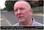 Labour councillor Terry Brookes